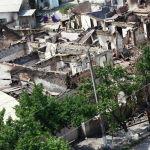 Башаламандык учурунда кыйроого туш болгон Ош шаары