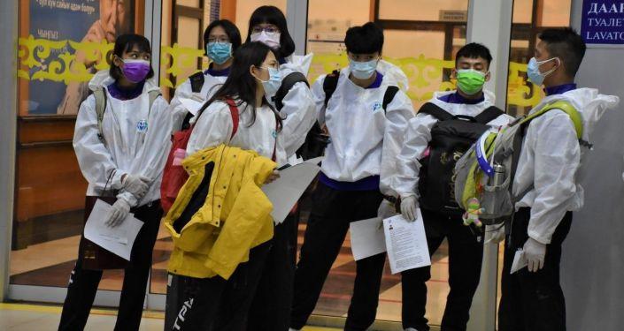 Cборные Японии и Кореи прибыли в Бишкек для участия в чемпионате Азии и Океании по дзюдо. 04 апреля 2021 года