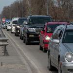 Бишкек — Манас аэропорту трассасынын бир бөлүгү жол кыймылы үчүн жабык болду