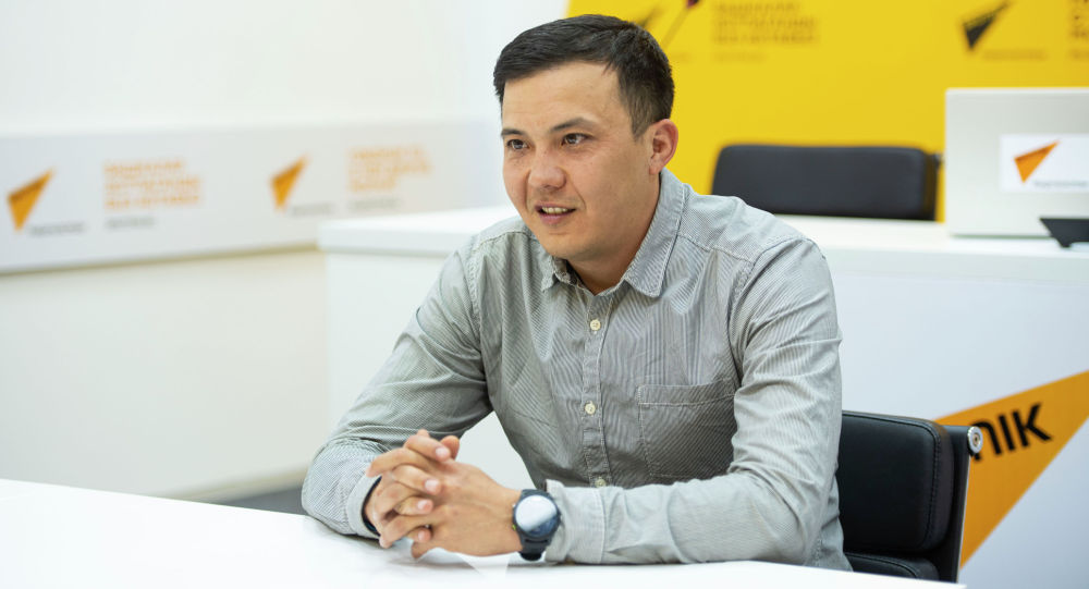 Кыргызстандык марафончу Казбек Мияров