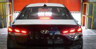 Автомобиль Hyundai Sonata. Архивное фото