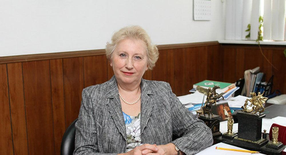 Вице-президент фонда Миграция — XXI век Наталья Власова. Архивное фото