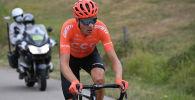 Швейцарский велогонщик Михаэль Шер. Архивное фото