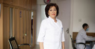 Улуттук госпиталдын урология борборунун урогинекологу, медицина илимдеринин кандидаты Дилдебүбү Шүкүрова