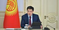 Премьер-министр Улукбек Марипов. Архив