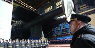 Россиялык Белгород эксперименталдык субмаринасы. Архив