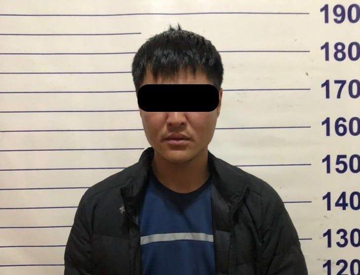 Один из подозреваемых в похищении девушки в Бишкеке