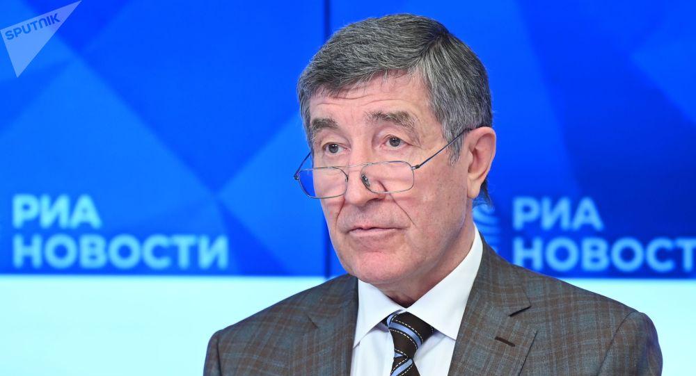 Глава Союза нефтегазопромышленников России Юрий Шафраник. Архивное фото