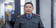 ИИМдин Баңгизаттарды мыйзамсыз жүгүртүүгө каршы күрөшүү кызматынын Уюштуруу-аналитикалык башкармалыгынын башчысы, подполковник Айдар Шигаев