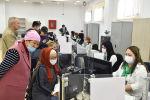 Центр обслуживания населения в центре Бишкека. Архивное фото