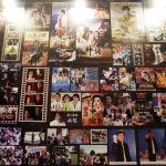 Коллекция работ актера Джеки Чана во время медиа-мероприятия, посвященного выпуску нового альбома Чана I AM ME в Тайбэе (Тайвань). 12 июня 2019 года
