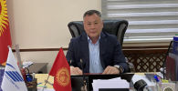 Кыргыз темир жолу Улуттук компаниясы мамлекеттик ишканасына жаңы дайындалган жетекчиси Адылбек Адранов