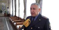 Начальник ГУВД Бишкека Бакыт Матмусаев. Архивное фото