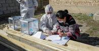 Выборы в местные кенеши и референдум вне избирательных участков