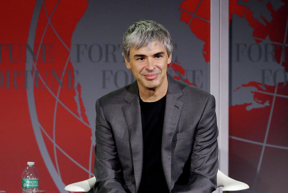 Ларри Пейж менен Сергей Брин дүйнөдөгү эң популярдуу Google издөө системасын иштеп чыгышкан. Байлардын тизмесинде сегизинчи катарда турган Ларри Пейждин мүлкү 91,5 миллиард доллар