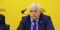 Наблюдатель от Межпарламентской ассамблеи СНГ Казбек Тайсаев