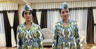 Дизайн новой милицейской формы для женщин в Таджикистане