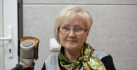 Отличник образования, руководитель детского Астрономического клуба Созвездие Александра Шумейко на радио Sputnik Кыргызстан