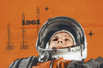 Гагариндин ордуна кайсы кыргызстандык космоско учмак