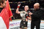 На YouTube-канале UFC Russia представлено видео лучших моментов внутри и вне октагона чемпионки наилегчайшего дивизиона Валентины Шевченко.