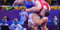Балбан Акжол Махмудов Азия чемпионатында