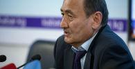 Министр здравоохранения КР Алымкадыр Бейшеналиев