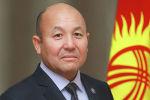 Председатель Счетной палаты Алмазбек Акматов