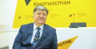 Кыргыз эл артисти, композитор Муратбек Бегалиев