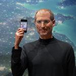 Восковая фигура основателя компании Apple Стива Джобса