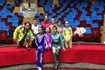 Кыргызстандык гимнаст Аина Маратова цирк өнөрү боюнча балдар арасындагы эл аралык фестивалда алтын медаль утту