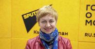 Оперная певица, исполнительница французского шансона, преподаватель вокала Марина Шипулина на радио Sputnik Кыргызстан