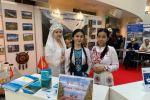 Стенд Кыргызской Республики на международной туристической выставке ЛЕТО-2021 в Екатеринбурге