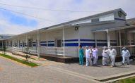 Новая городская детская инфекционная больница на 100 мест в городе Ош