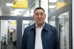 Бишкек мэриясынын Шаардык чарба департаментинин башчысы Нурлан Эшенбаев