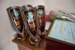 Награды и сертификаты от мэрии Бишкека для спортсменов КР успешно выступивших на международных соревнованиях