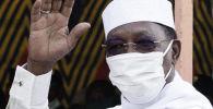 Президент Чада Идрис Деби Итно