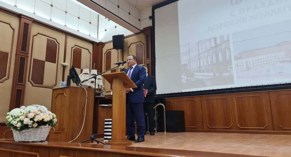 Белгилүү ортопед Сабырбек Жумабеков Россиянын Илимдер академиясынын чет элдик мүчөсү болуп шайланды