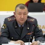 Начальник отдела Следственной службы Министерства внутренних дел Азамат Дуйшеналиев