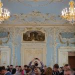Кышкы сарай — Романовдордун параддык резиденциясы, азыркы Эрмитажды калыптандырган. Санкт-Петербургда императрица Елизаветанын буйругу менен XVIII кылымдардын ортосунда курулган.