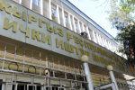 Здание Министерства внутренних дел в Бишкеке. Архивное фото