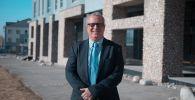 Президент Американского университета в Центральной Азии Эндрю Качинс