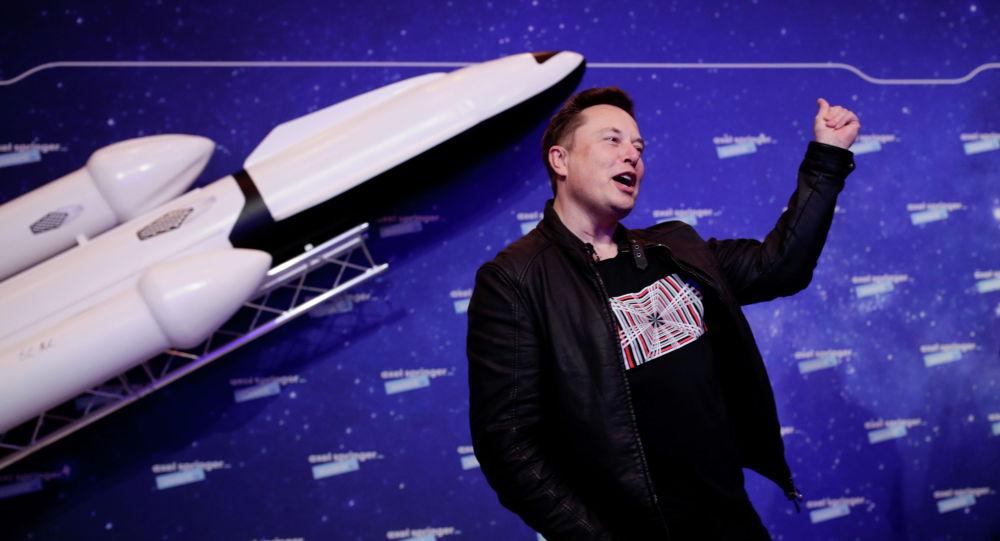 Владелец SpaceX и генеральный директор Tesla Илон Маск. Архивное фото