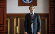 Первый вице-премьер КР Артем Новиков. Архивное фото