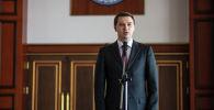 Министрлер кабинетинин төрагасынын биринчи орун басары Артём Новиков. Архив