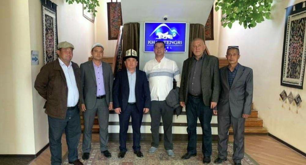 Нарында Кува районунан ишкерлердин делегациясы