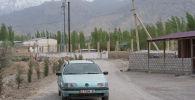 Баткендин Тажикстан менен чектешкен аймагындагы Ак-Сай айылы