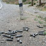 Октор... Баткен районунун Көк-Таш айылындагы жолдон тартылган сүрөттөр