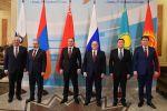 Евразиялык экономикалык биримдикке мүчө өлкөлөрдүн премьер-министрлери