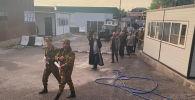 Взятые в заложники Таджикистаном при приграничном конфликте