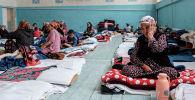 Тажикстан менен чектеш аймактардан эвакуацияланган кыргызстандык жарандар. Архив
